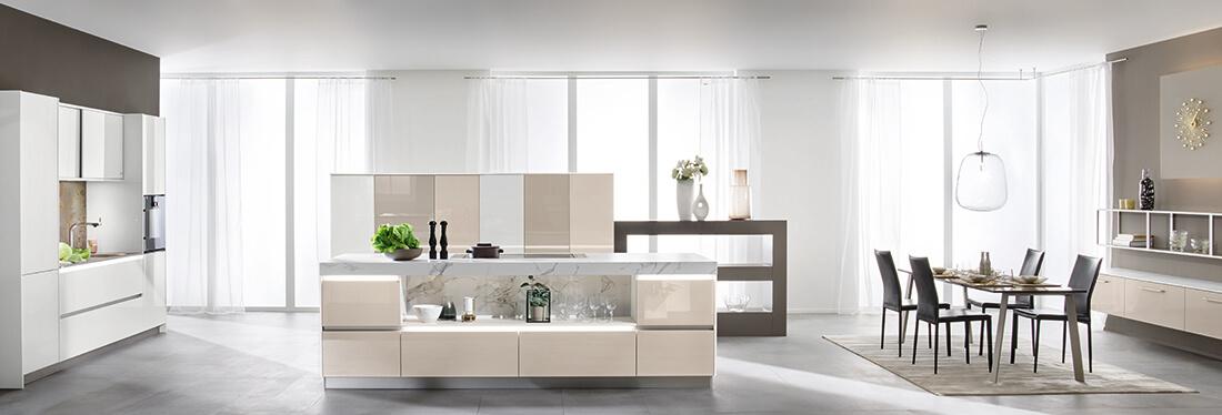 Ballerina Einbauküchen ⭐ im Küchendepot und Küchenfachstudio Leverkusen