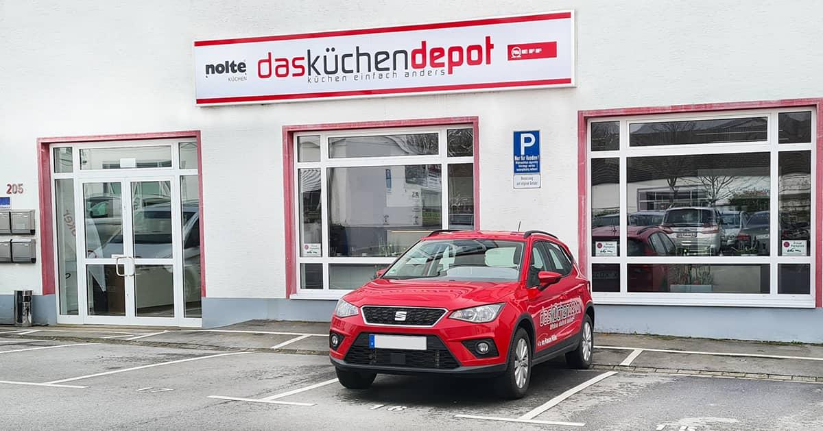Küchenstudio in Leverkusen Quettingen - Planung und Beratung